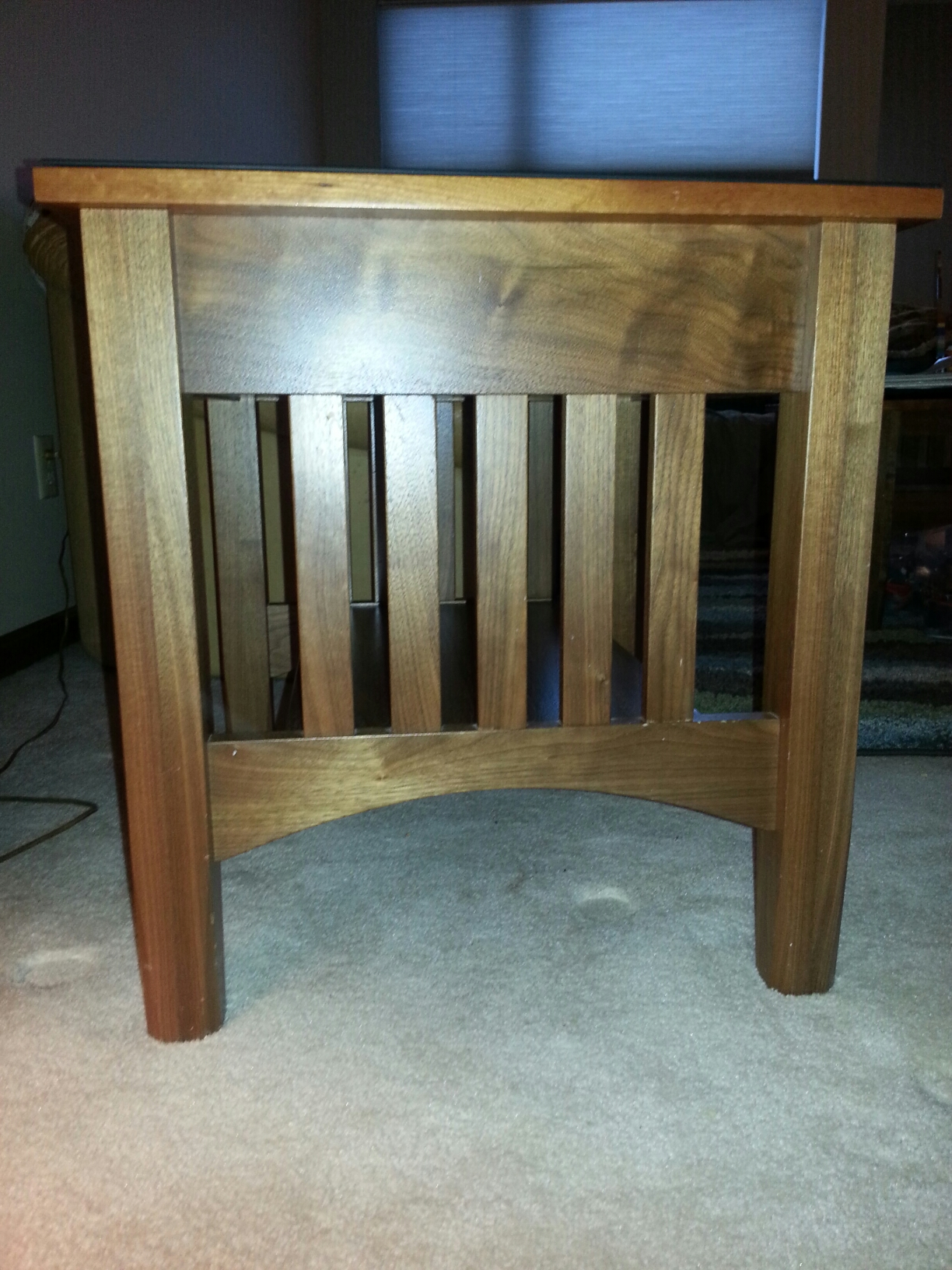 Endtable-side